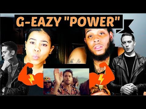G-Eazy - Power (Official Video) REACTION ft  Nef The Pharaoh & P-Lo