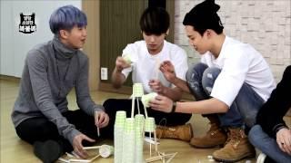 [BTS in NAVER STAR CAST] 방탄소년단의 복불복 #5