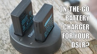 Newmowa EN-EL14 (Nikon) USB Battery Charger: A must-have for photographers?