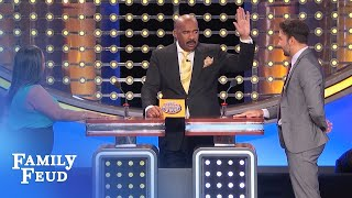 When Guys Want A Good Time Theres No Place Like... Family Feud