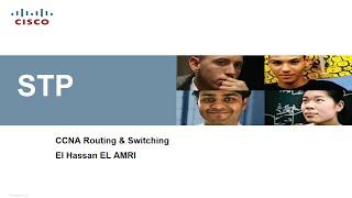 Protocole STP || Redondance du réseau (LAN) (Darija)