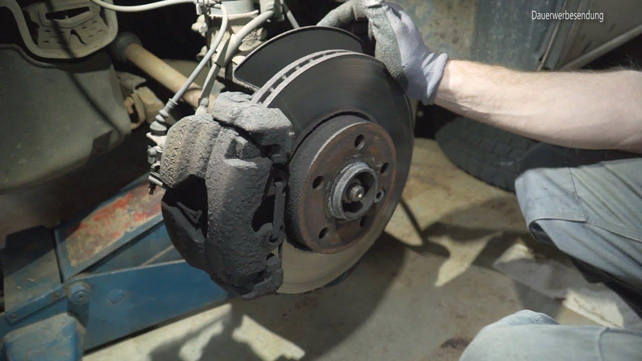 Vw T5 Bus Bremsscheiben Bremsen Bremsbeläge Bremsklötze vorne Vorderachse