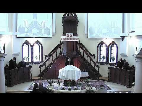 NyVREk Istentisztelet 2020.11.08. 10:30 élő