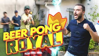 Beer Pong Royale, un seul survivra