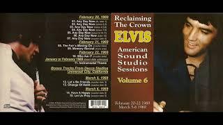 Elvis Presley Reclaiming The Crown CD 6