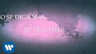 "Jesse & Joy - ""Que Pena Me Da"" (Video con Letra)"