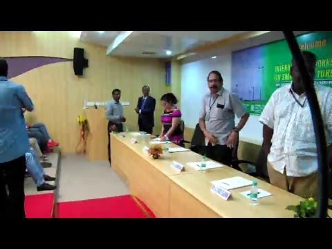 International Workshop On Small Wind Turbine | Small Wind Turbines For Home | Tamil News Live