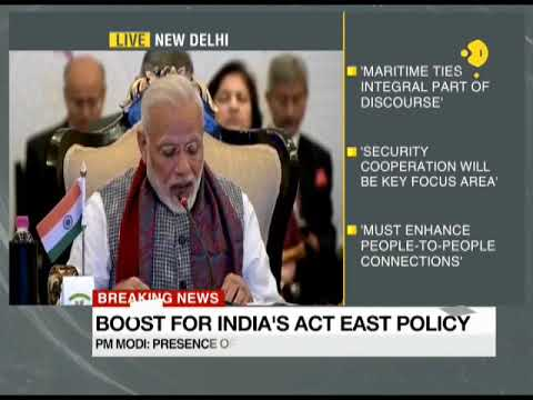 Boost for india's act east policy