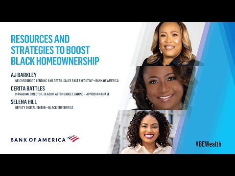 Resources and Strategies To Boost Black Homeownership #BEwealth