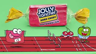 'Olympics: Hurdles' JOLLY RANCHER Commercial