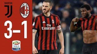 Highlights Juventus 3-1 AC Milan - 31/03/2018 Matchday 30 Serie A 2017/18