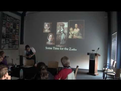 The Art of Wearing 18th Century Clothing - Lacey Villiva