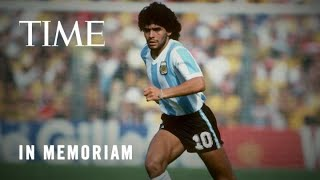 Diego Maradona: In Memoriam | TIME