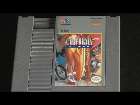 California Games (NES) James & Mike Mondays