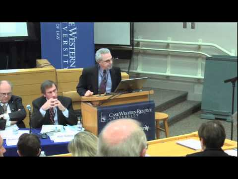 Preventing the Financing of Terrorism - Lecture & Panel I