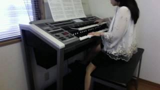 RISING(ショートバージョン) 難易度 5級 ぷりんと楽譜 レジストデータ...