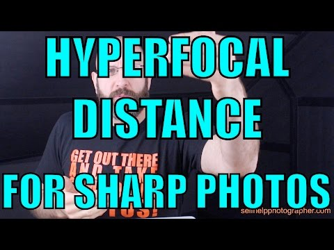 How to Use Hyperfocal Distance for Tack Sharp Photos | Q&A Ep.63