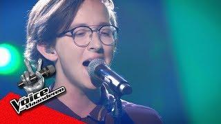 Ibe - 'Fade' | Knockouts | The Voice Van Vlaanderen | VTM