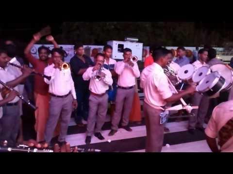 Kalabhavan Mani - Song in kairali Chalakudi bandset