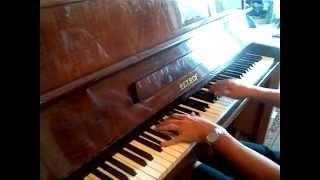 Макс Корж - Пламенный Свет ( кавер на пианино | piano cover )