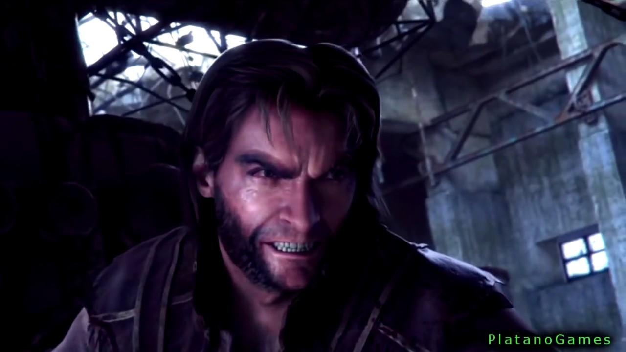 Logan the wolverine opening cgi action scene very violent - Wolverine cgi ...