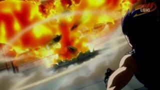"Fairy Tail AMV Natsu vs Gazille/Gajeel ""The Dragon Slayers"" [HD] ~Tell me by Story of the Year~"