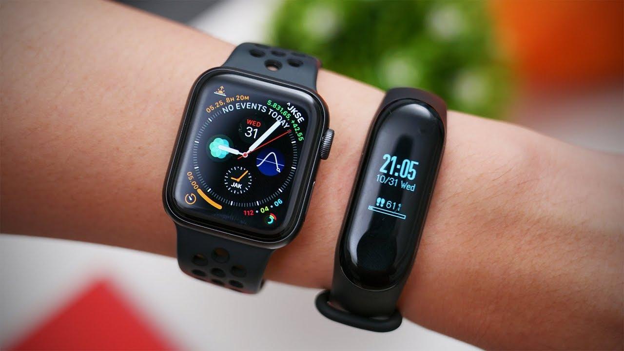 Review Apple Watch Series 4 Menurut Pengguna Mi Band 3