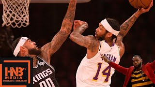 LA Lakers vs Sacramento Kings Full Game Highlights | 12/30/2018 NBA Season