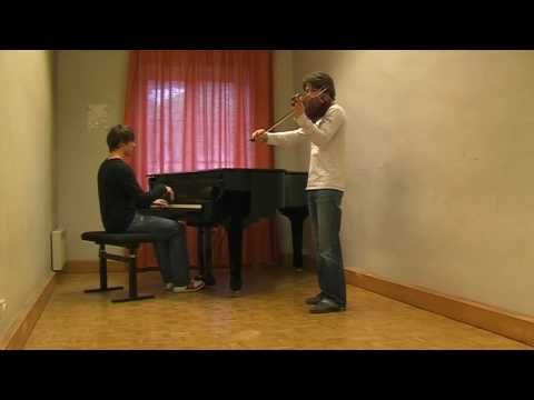 Naruto Shippuuden - Loneliness - Piano Violin