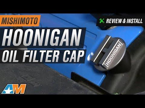 2005-2017 Mustang (GT, V6) Mishimoto Hoonigan Oil Filler Cap – Silver Review & Install