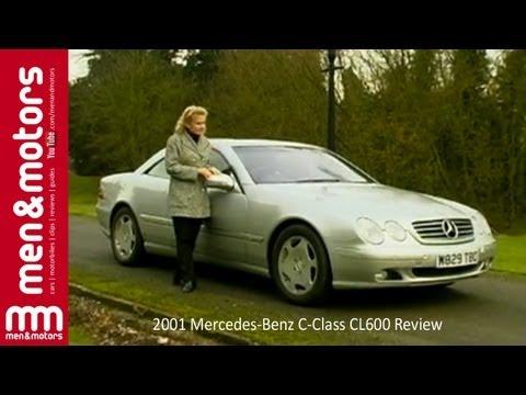 2001 Mercedes-Benz C-Class CL600 Review