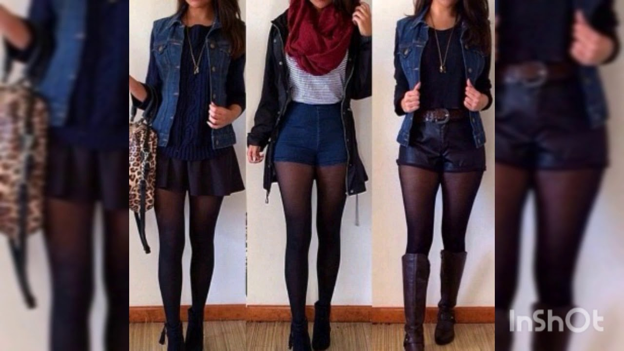 [VIDEO] - Outfits Tumblr casual / •All Girls ✨❤️?? 1