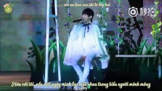 【KiwiAloe】【Vietsub+Kara/Fancam】Vương Nguyên - My Sunshine LIVE (151108 Roy