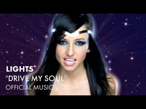 Lights - Drive My Soul [Official Music Video]