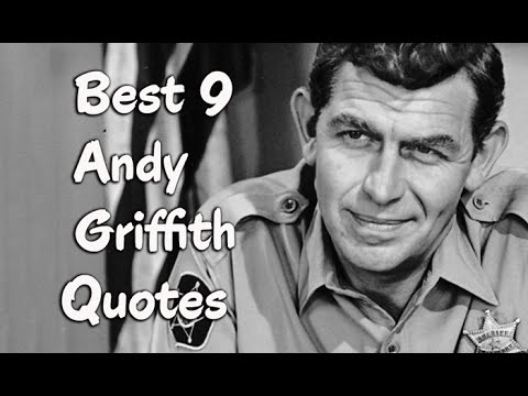 Barney Fife Quotes Prepossessing Best 9 Andy Griffith Quotes  The American Actor Television