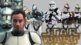 Baixar All Attack Of The Clones Trooper Types & Ranks - Star Wars Explained