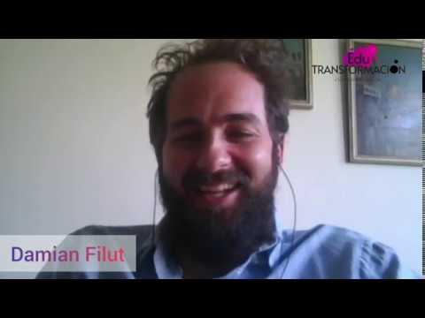 #EduTransformación Entrevista Damian Filut, Vicedirector de Mashav Educational Training Center
