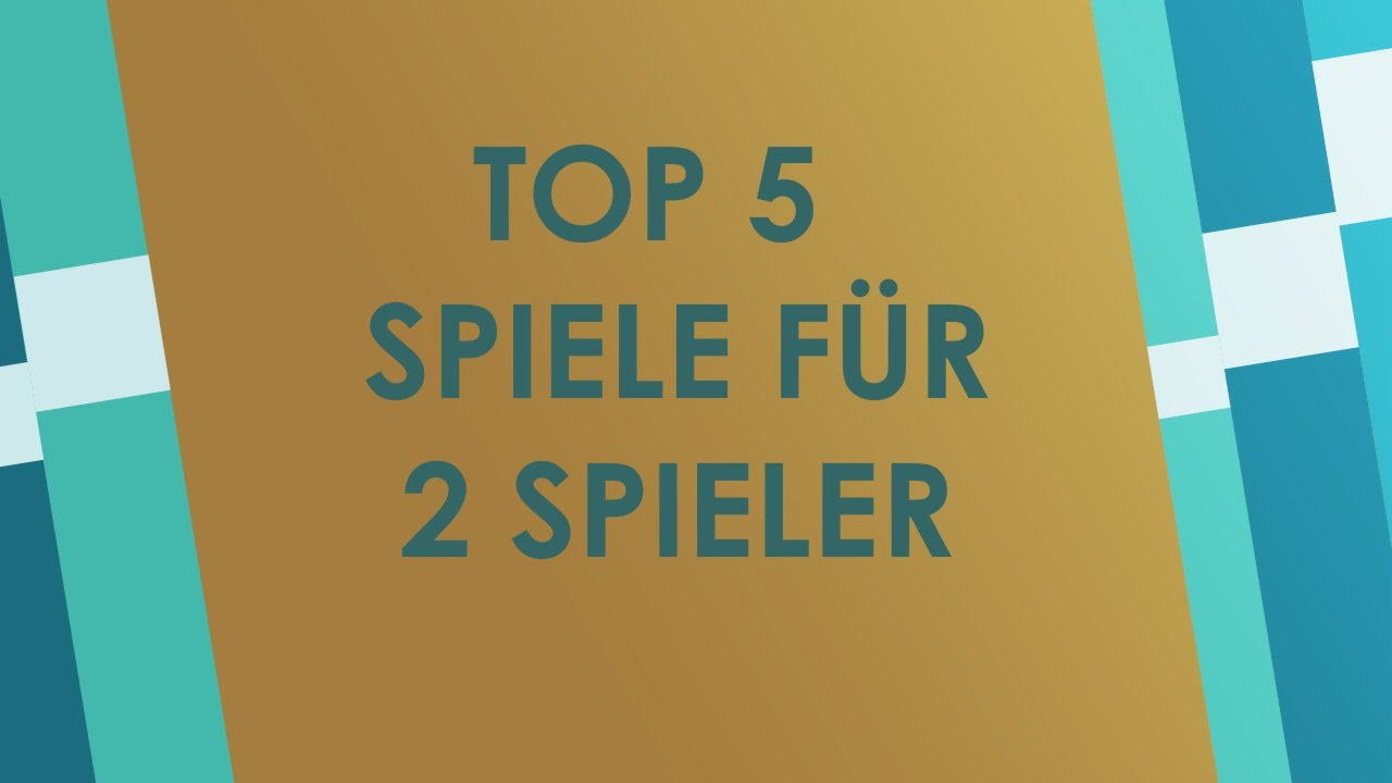 top 5 brettspiele f r 2 spieler youtube. Black Bedroom Furniture Sets. Home Design Ideas