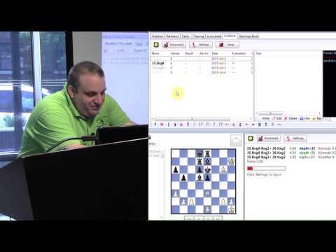 Best Game Ever: Wei Yi vs. Bruzón - GM Ben Finegold - 2015.07.05
