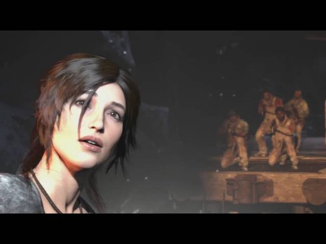 Rise of the Tomb Raider - Présentation gamescom 2016
