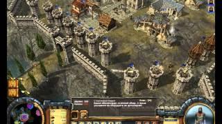 видео The Settlers: Heritage of Kings: Прохождение