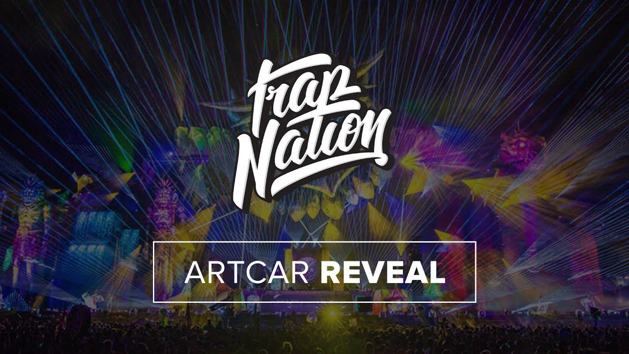 Trap Nation | EDC Las Vegas (Art Car Trailer)