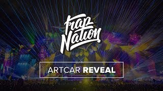 Trap Nation | EDC Las Vegas (Art Car Trailer)