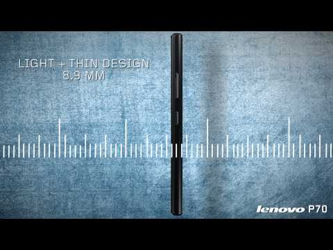 Lenovo P70 Smartphone Tour