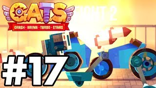 AMAZING 3 X INSTANT PROMOTION..!!! | C.A.T.S | Crash Arena Turbo Stars Gameplay Part 17