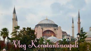 Vlog: Ταξίδι στην Κωνσταντινούπολη (part 1)