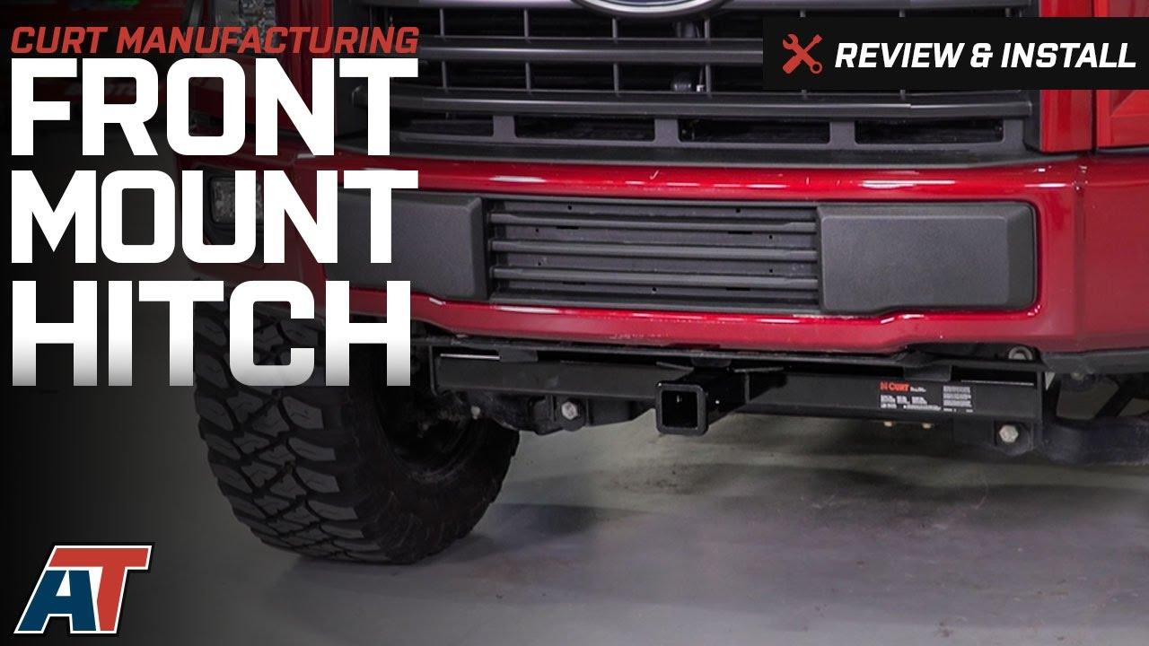 F150 Curt Manufacturing Front Mount Hitch Review