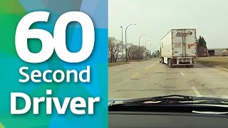60 Second Driver - Commercial Vehicles