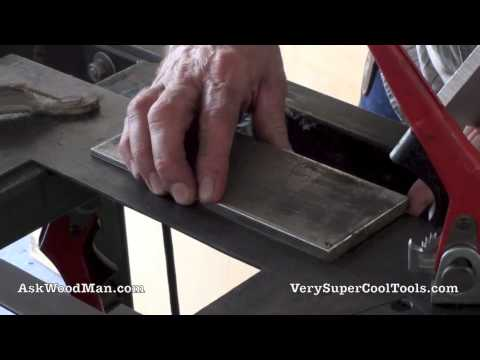 Making A DMT Diamond Stone Holder 4 of 4