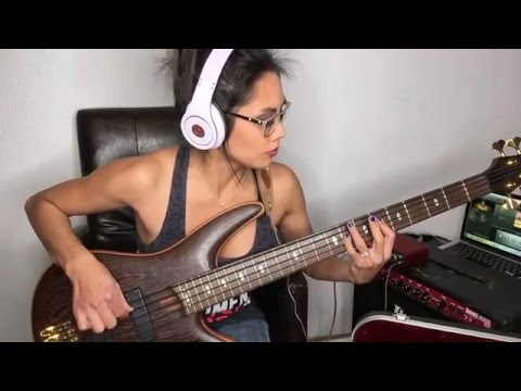 Lucy Pearl - Dance Tonight (Bass Cover)